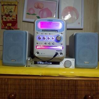 Victor(ビクター)CD・MD・カセットコンポ