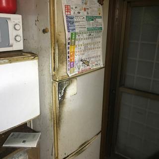 【ジャンク品】冷蔵庫