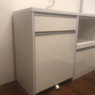 キッチンボード  収納 レンジ台