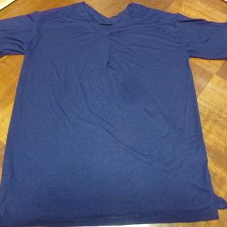 KOSHINO HIROKO 紺Tシャツ