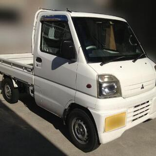 三菱 ミニキャブ トラック 4WD パワステ 軽トラ