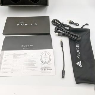 ① Audeze Mobius 3D PC PS4対応 ブルー 製品版 − 兵庫県
