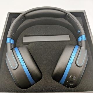 ① Audeze Mobius 3D PC PS4対応 ブルー 製品版 - 芦屋市