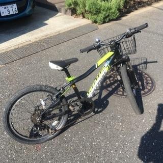 子供用自転車お譲りします。