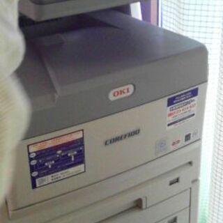 価格、応相談!  超美品! OKI 複合機 MC860  - 松戸市