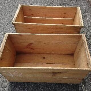 りんご箱 DIY 整理棚やおもちゃ箱などに