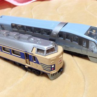 【締切ました】電車のおもちゃ