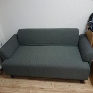 IKEA 2人掛けソファー