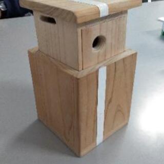 手作り貯金箱
