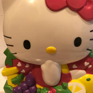 キティーちゃん 手動カキ氷機