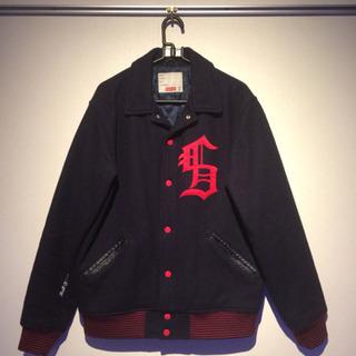 2010aw varsity jacket