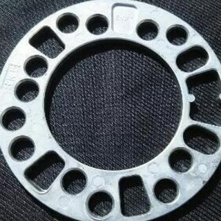 スペーサー 5㎜ 4穴 5穴 マルチ