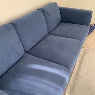 IKEA、3人掛けソファー