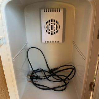 車でも使える冷温庫