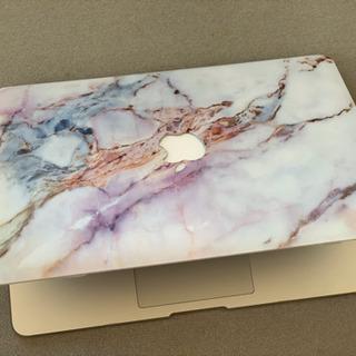 美品 MacBook 13inchハードケース、英字キーボードカバー