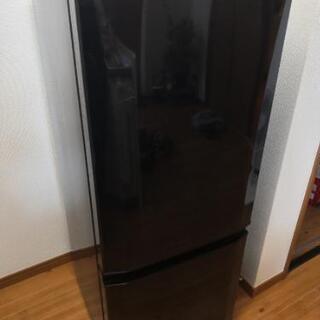 「最終出品」三菱冷凍冷蔵庫MR-P15y 2015年