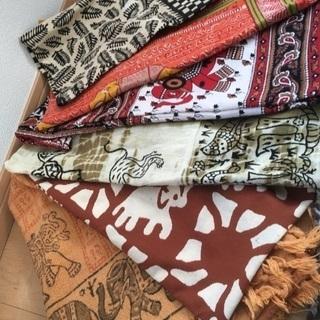 アジアン雑貨 布