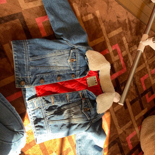 eaBのジャケットサイズ110