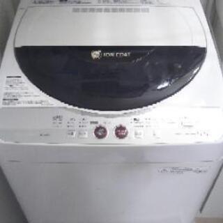 今月中!!SHARP5.5キロ洗濯機とMITSUBISHI…