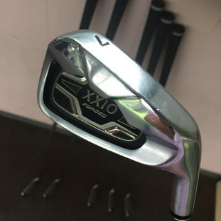 XXIO FORGED2011アイアンセット5I〜PW