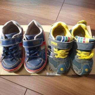 イフミー   靴  15cm  2足セット