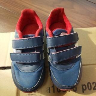 adidas  靴  14cm