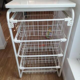 IKEA ALGOT 引き出し収納の画像