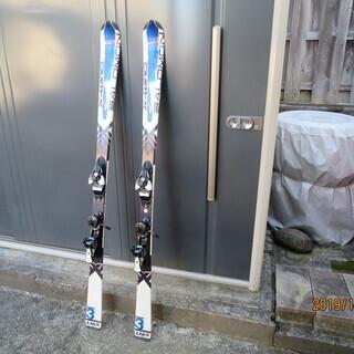 カービングスキーセット、165cm