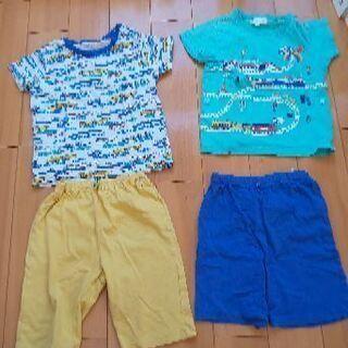男の子用パジャマ2セット