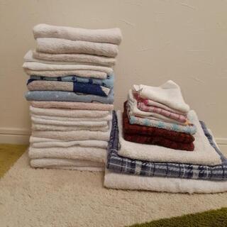 古タオル 使用済タオル 雑巾 ウエス