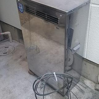 長府 石油給湯器 あげます。 引取限定