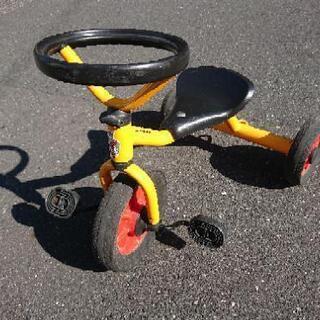 三輪車 ボーネルンド