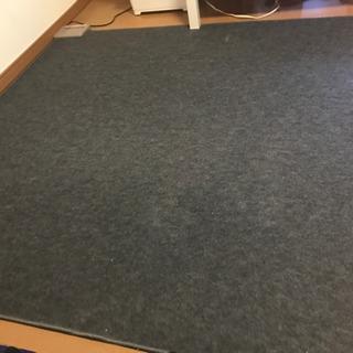 正方形ホットカーペット