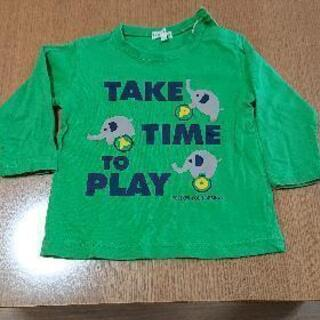 3can4on ロングTシャツ 90サイズ
