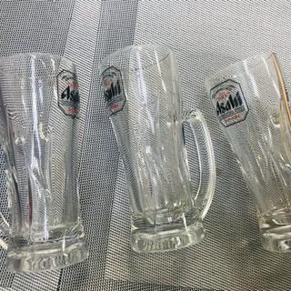 ビールジョッキ♡新品未使用3つ1set