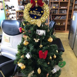 このまま飾って下さい クリスマスツリー