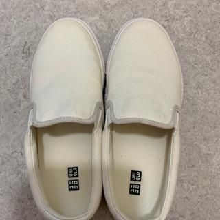 ユニクロ靴