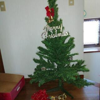 値下!130㎝ クリスマスツリー