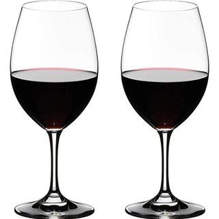 RIEDEL 赤ワイングラス x2