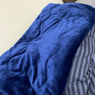 セミダブル用敷き毛布