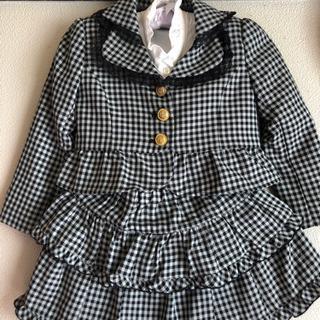 (お値下げ致します)卒園、入学式など子供のスーツです!