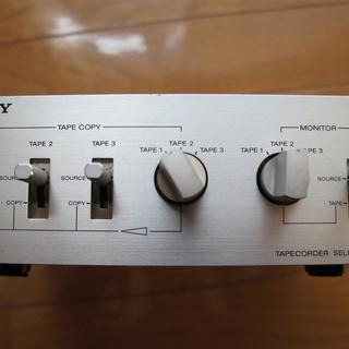 テープデッキセレクター SONY SB-500
