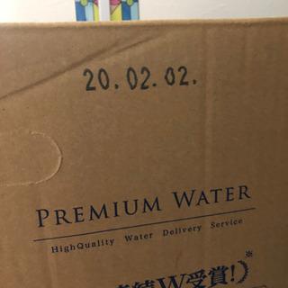 PREMIUMWaterのボトル水