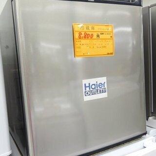 未使用品 アウトレット1ドア冷蔵庫JR-N47BJ(XK)
