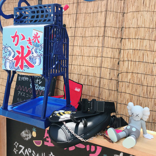 ふわふわ♡台湾式 かき氷器 業務用♡の画像