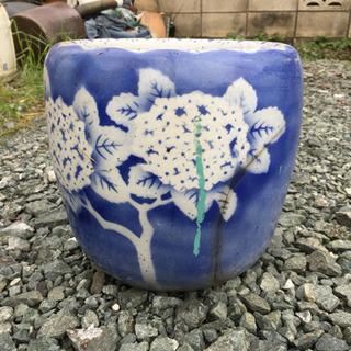火鉢陶器製