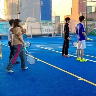 初心者限定! 11/23(土) 16時~テニスしましょう! メン...