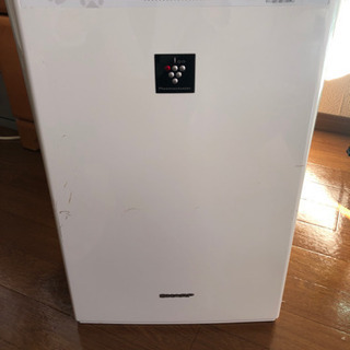 空気清浄機 シャープの画像