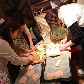 パン作りが大好き~~プライベートに近いカフェでのパン作り。プロが...