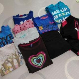 女の子子ども服 130-140サイズ 11枚セット
